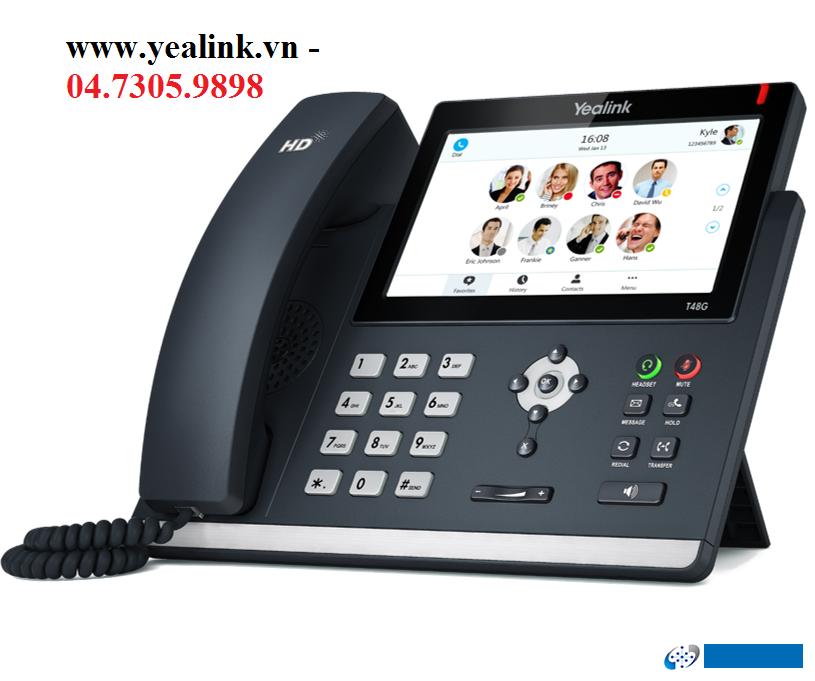 Điện thoại IP Yealink SIP-T48G
