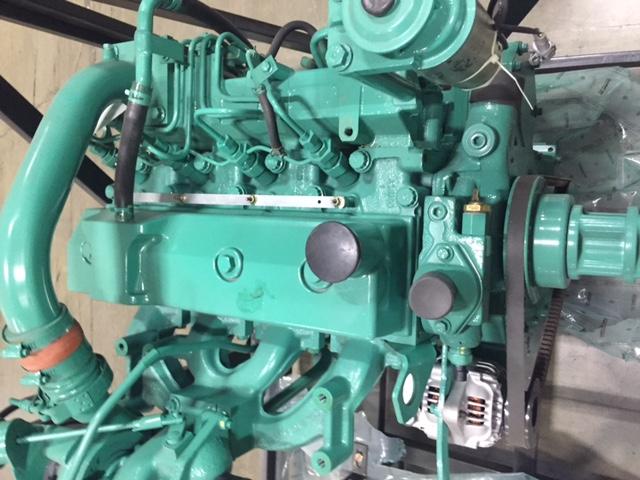 Động cơ CUMMINS 4 BT3.3 G5, 51Kw/ 69HP