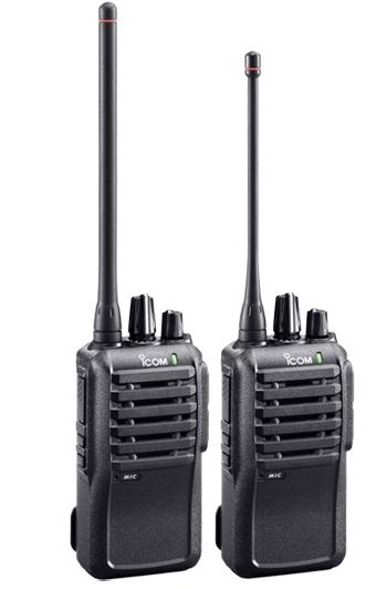 Bộ đàm cầm tay ICOM F-3003 (VHF) / F-4003 (UHF)