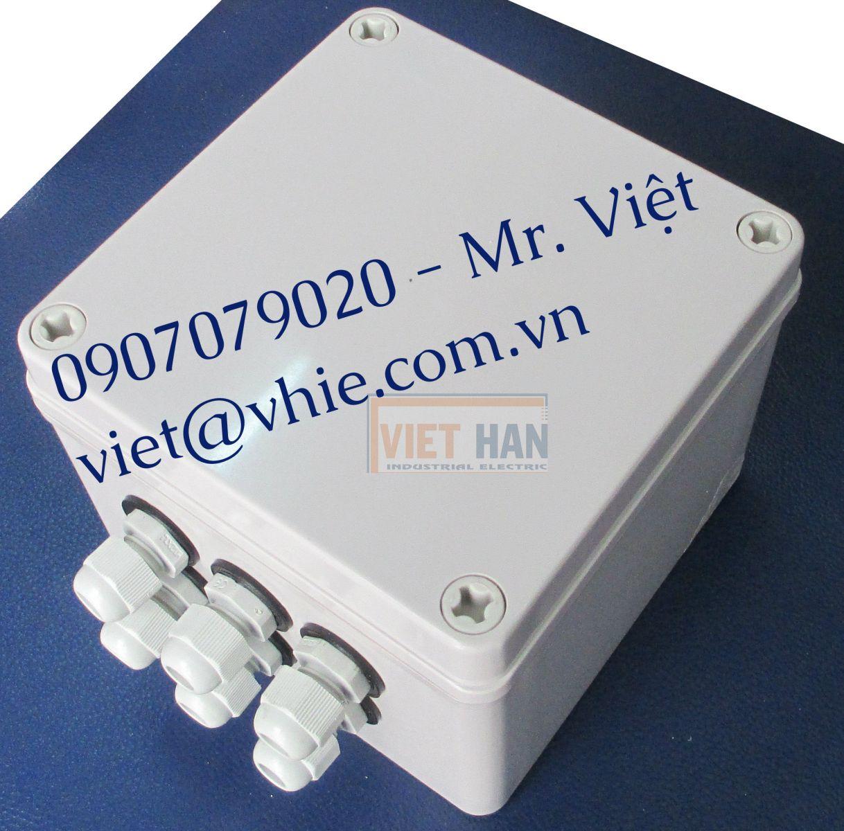 Tủ điện nhựa chống thấm nước IP 67