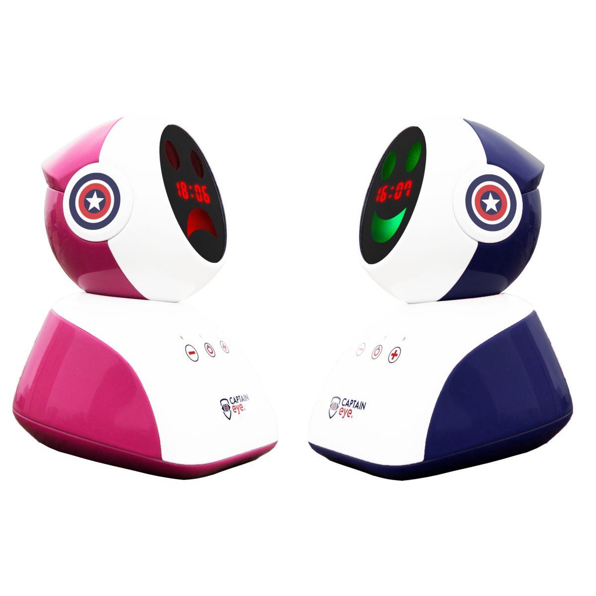 Captain Eye - Robot chống cận thị, gù lưng và hỗ trợ giám sát học tập trẻ em Plus 4.0