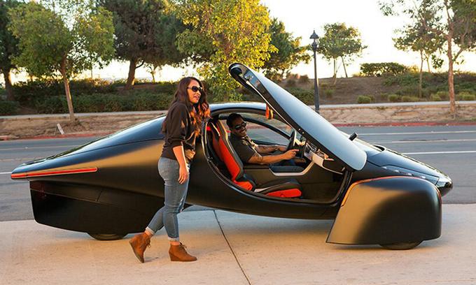 Công ty Mỹ giới thiệu mẫu xe điện 'không cần sạc'