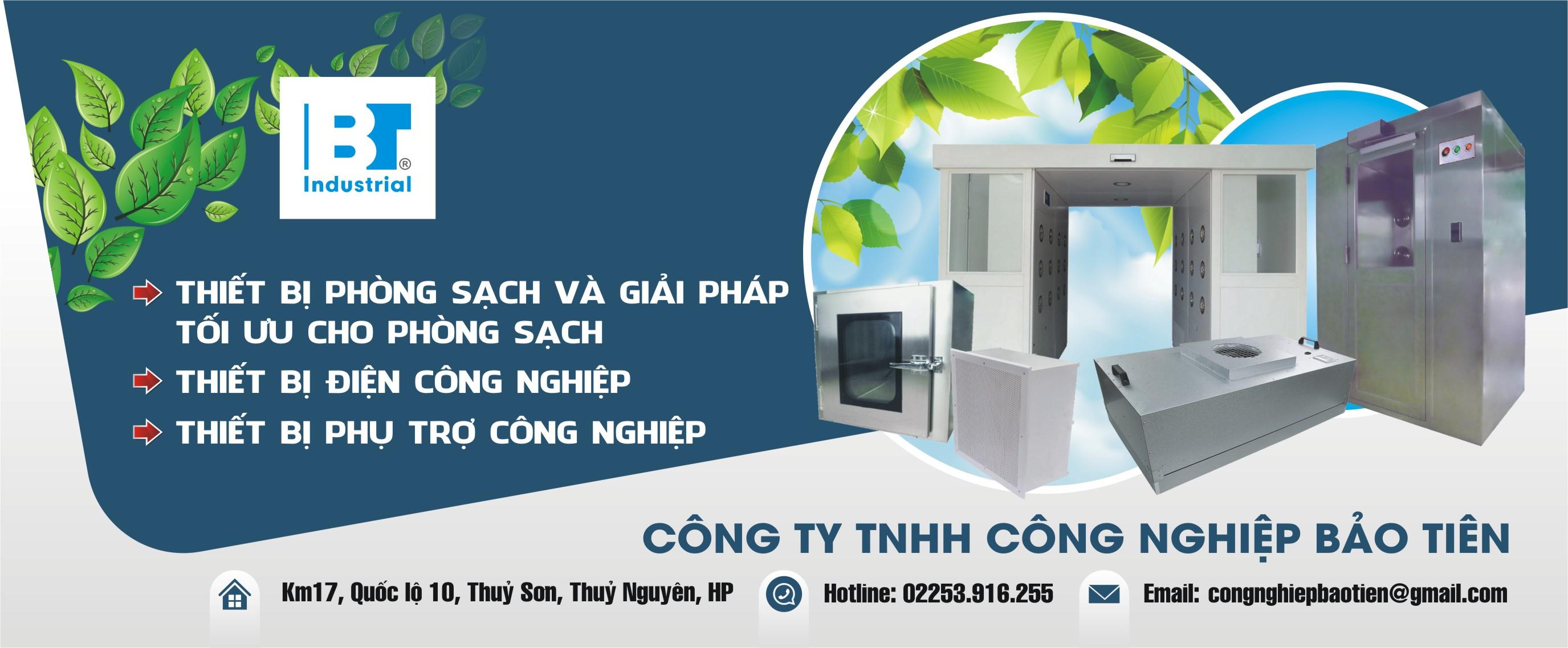 Quảng cáo công ty Bảo Tiên