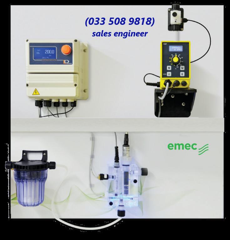 Hệ Thống Xử Lý Nước Cấp - Nước Thải EMEC