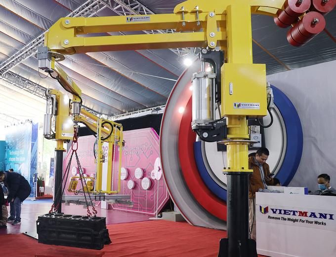 Những công nghệ Việt tại Triển lãm Quốc tế Đổi mới sáng tạo 2021