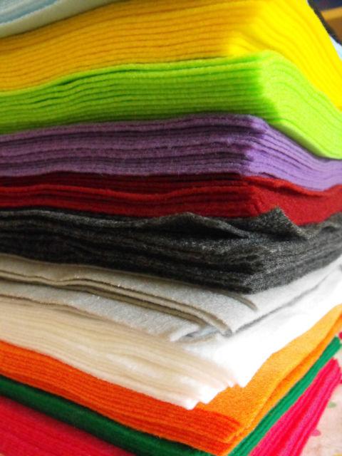 Vải không dệt xăm kim chất lượng cao sản xuất trong nước