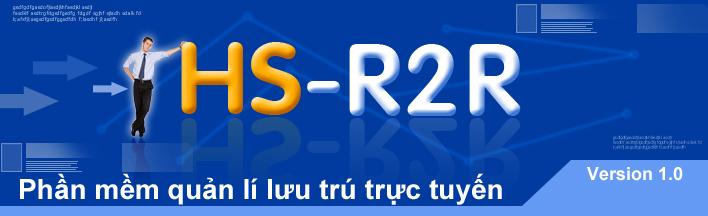 Phần mềm quản lý lưu trú trực tuyến HS-R2R