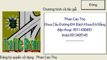 Phần mềm Traffic Brain