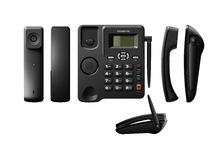 Điện thoại cố định không dây dùng sim GSM model WFP-6588 FWP3125i